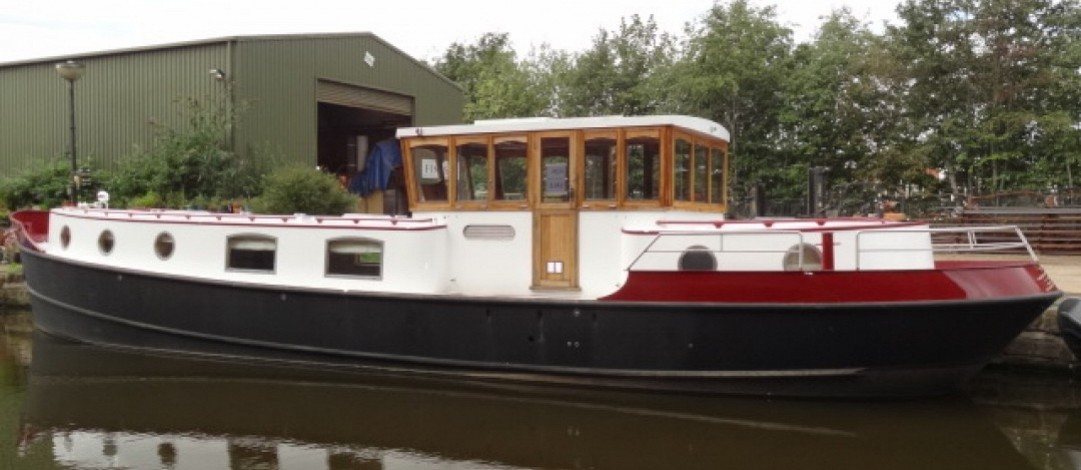 NEW Branson 17m Dutch barge