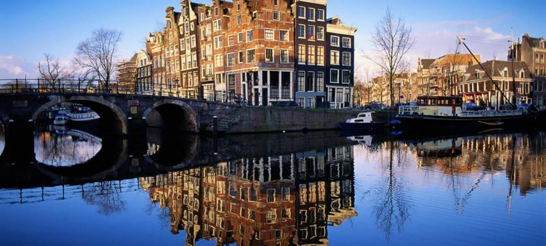 Come to Amsterdam to see some of the superb barges for sale