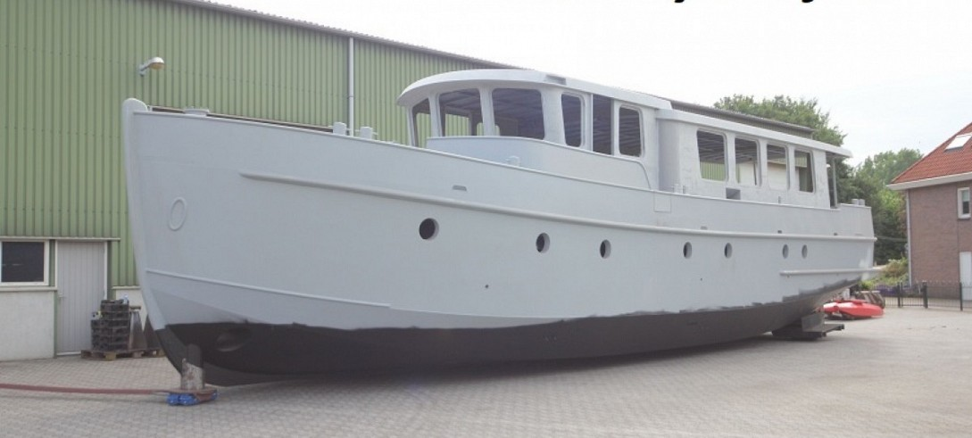 The City Project - 20m Saloon vessel