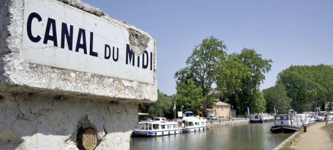 Enjoy cruising the Historic Canals of France