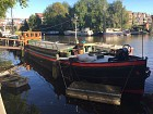 25m  Dutch Luxemotor barge