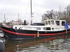 Aak type Dutch barge