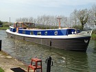 Replica Dutch Luxemotor barge